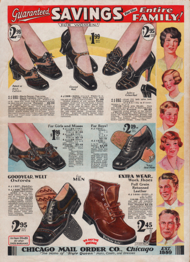 Schuhe für die ganze Familie mit garantierter Ersparnis.