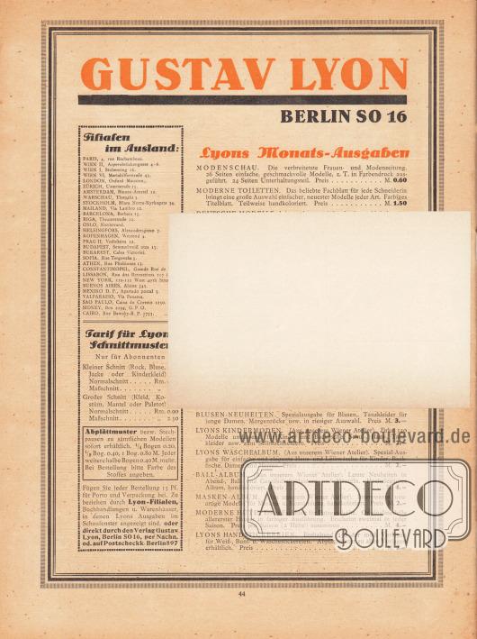 Lose beiliegende Postkarte: Unbedruckte Rückseite der Postkarte (Maße: 14,4 x 9,3 cm / 5,67 x 3,66 in).